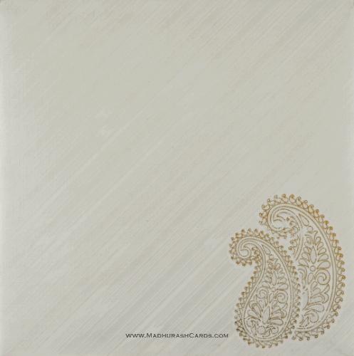 Muslim Wedding Cards - MWC-14272 - 3