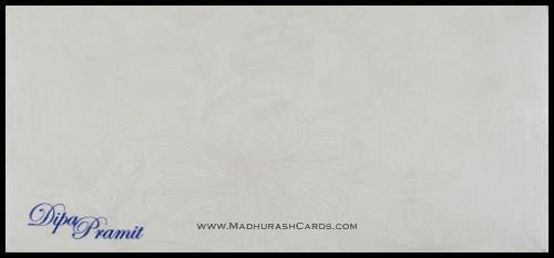 Muslim Wedding Cards - MWC-14361 - 3