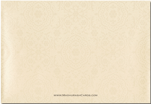 Custom Wedding Cards - CZC-9023RC - 3