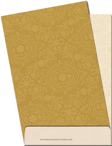 Custom Wedding Cards - CZC-9023RC - 4