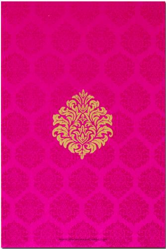 test Custom Wedding Cards - CZC-9024PG