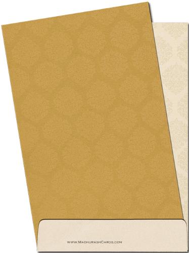 Custom Wedding Cards - CZC-9024PG - 4