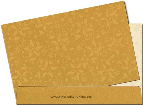 Custom Wedding Cards - CZC-9025BG - 4