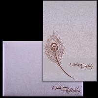 Custom Wedding Cards - CZC-9028CC