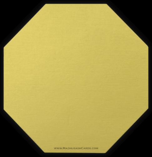 Designer Wedding Cards - DWC-9081BG - 5