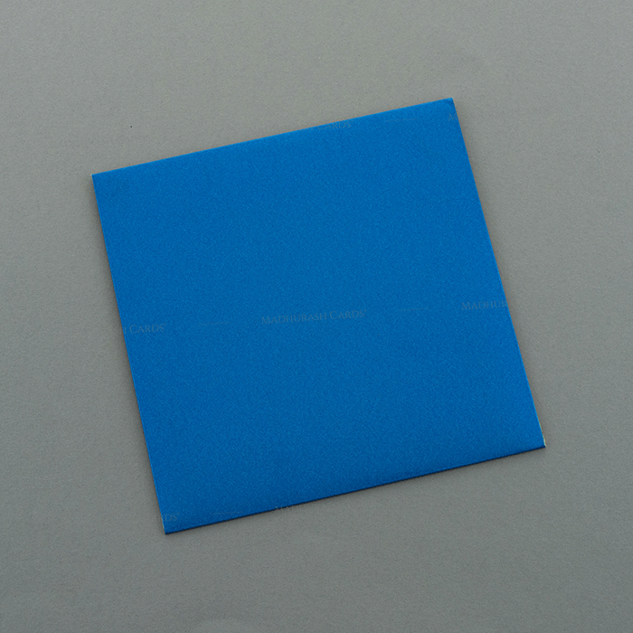 Hindu Wedding Cards - HWC-7498 - 3