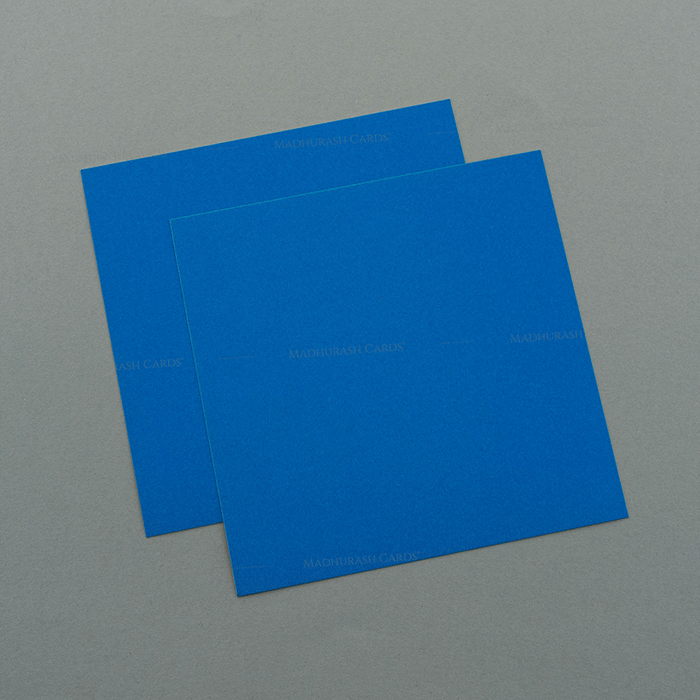 Hindu Wedding Cards - HWC-7498 - 4