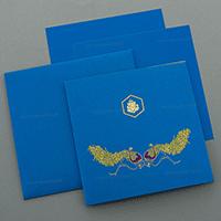 Designer Wedding Cards - DWC-7498