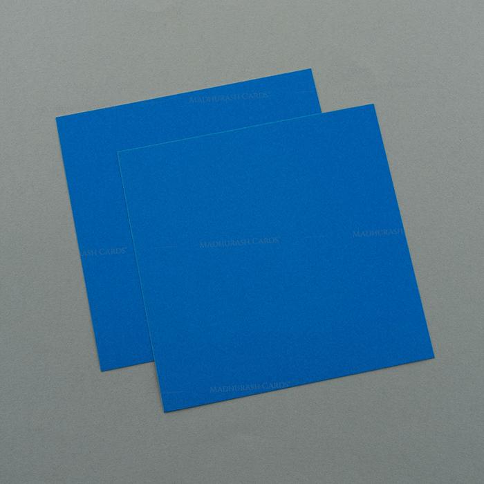 Designer Wedding Cards - DWC-7498 - 4