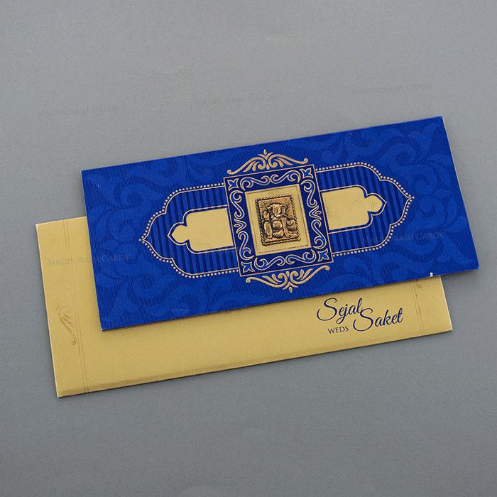 Hindu Wedding Cards - HWC-7503