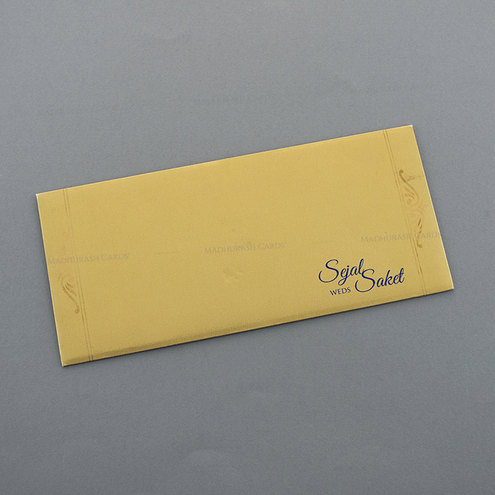 Hindu Wedding Cards - HWC-7503 - 3
