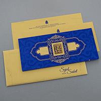 Designer Wedding Cards - DWC-7503