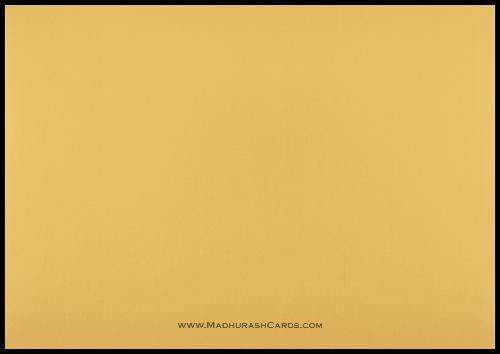 Custom Wedding Cards - CZC-9014WG - 3