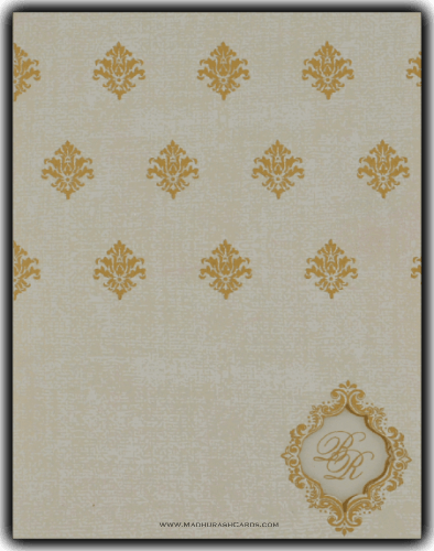 test Custom Wedding Cards - CZC-9043CC