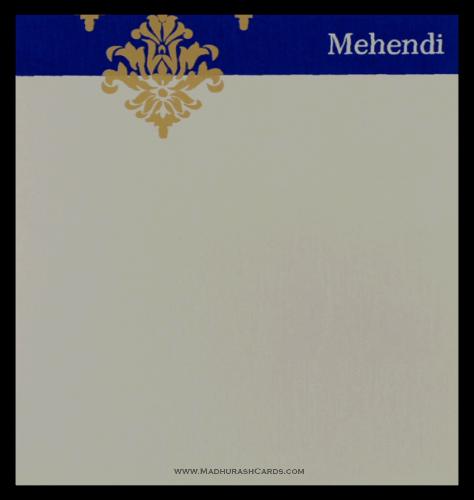 Custom Wedding Cards - CZC-9043CC - 5
