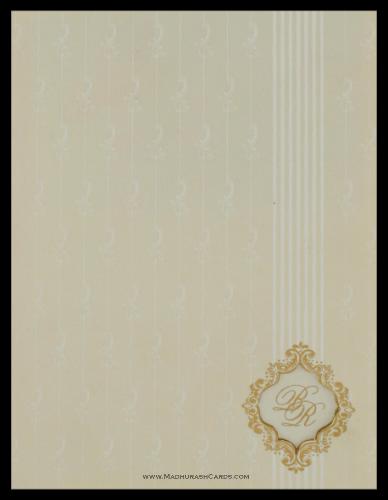 test Custom Wedding Cards - CZC-9046CC