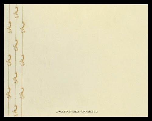 Custom Wedding Cards - CZC-9046CC - 3