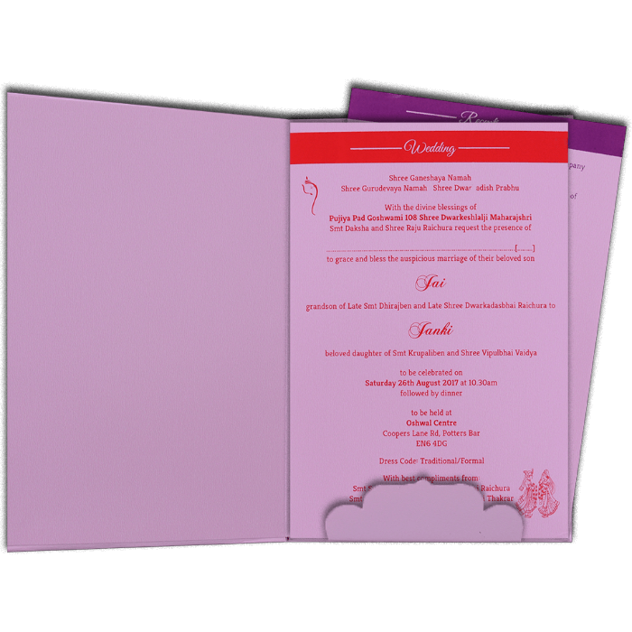 Multi-faith Invitations - NWC-14049 - 3