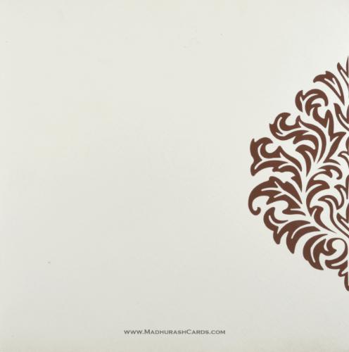 Custom Wedding Cards - CZC-9059BRC - 3