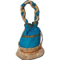 Potli Bags (Batwa Bags) - BB-One Round Batwa
