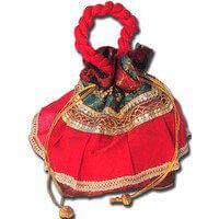 Potli Bags (Batwa Bags) - BB- Dot Batwa
