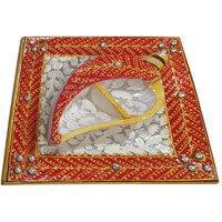 Kankavati - K-Roli Chawal Tray Red