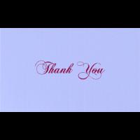 Thank you Cards - THANKYOU-202