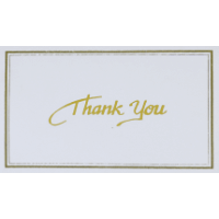 Thank you Cards - THANKYOU-208