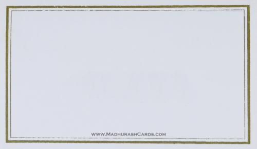 Thank you Cards - THANKYOU-208 - 3