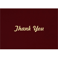 Thank you Cards - THANKYOU-211