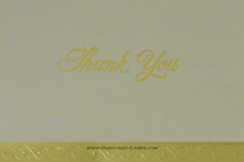 Thank you Cards - THANKYOU-213 - 2