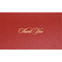 Thank you Cards - THANKYOU-217
