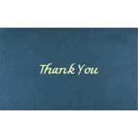 Thank you Cards - THANKYOU-218