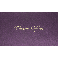 Thank you Cards - THANKYOU-220