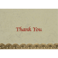 Thank you Cards - THANKYOU-301