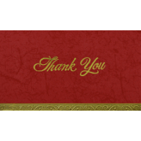 Thank you Cards - THANKYOU-210
