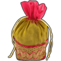Potli Bags (Batwa Bags) - BB-Pyramid Batwa 301P