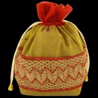 Potli Bags (Batwa Bags) - BB-Pyramid Batwa 301R