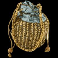 Potli Bags (Batwa Bags) - BB-Textured Designer Batwa 401SB