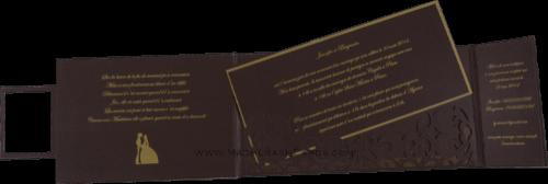 Laser Cut Invitations - LCC-9007 - 4