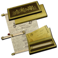 Boxed Scroll Cards - SC-5113
