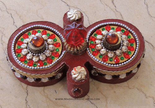 Traditional Gifts - TG-Small Mukhwas Box