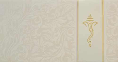 Hindu Wedding Cards - HWC-4054