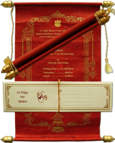 Engagement Invitations - EC-5062