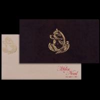 Fabric Wedding Cards - FWI-7595