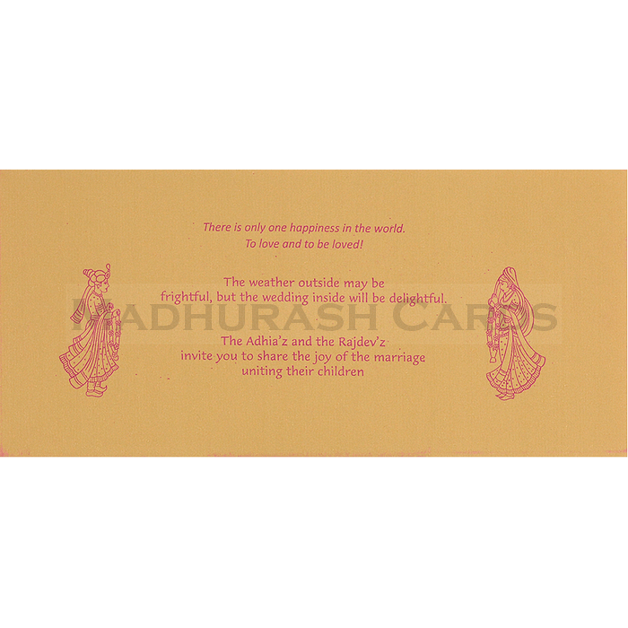 Thread Ceremony Invites - TCI-14145 - 5