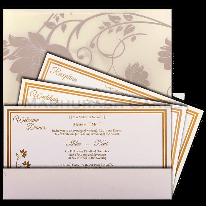 Bar & Bat-Mitzvah Invites - BBMC-14128 - 5