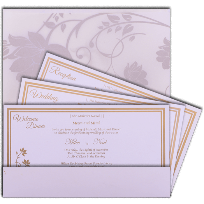 Thread Ceremony Invites - TCI-14128 - 3