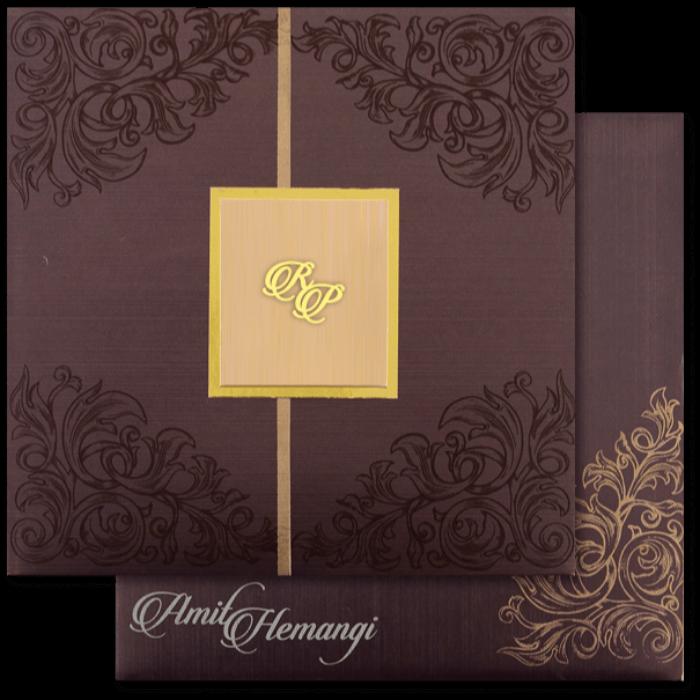 Designer Invitations - DWC-14100