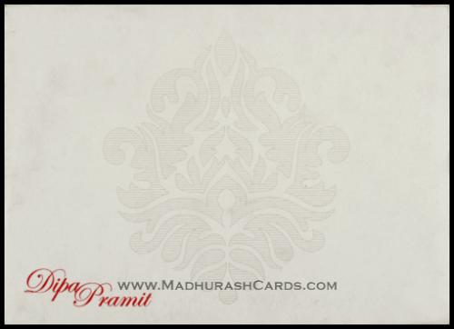 Hindu Wedding Invitations - HWC-14110 - 3